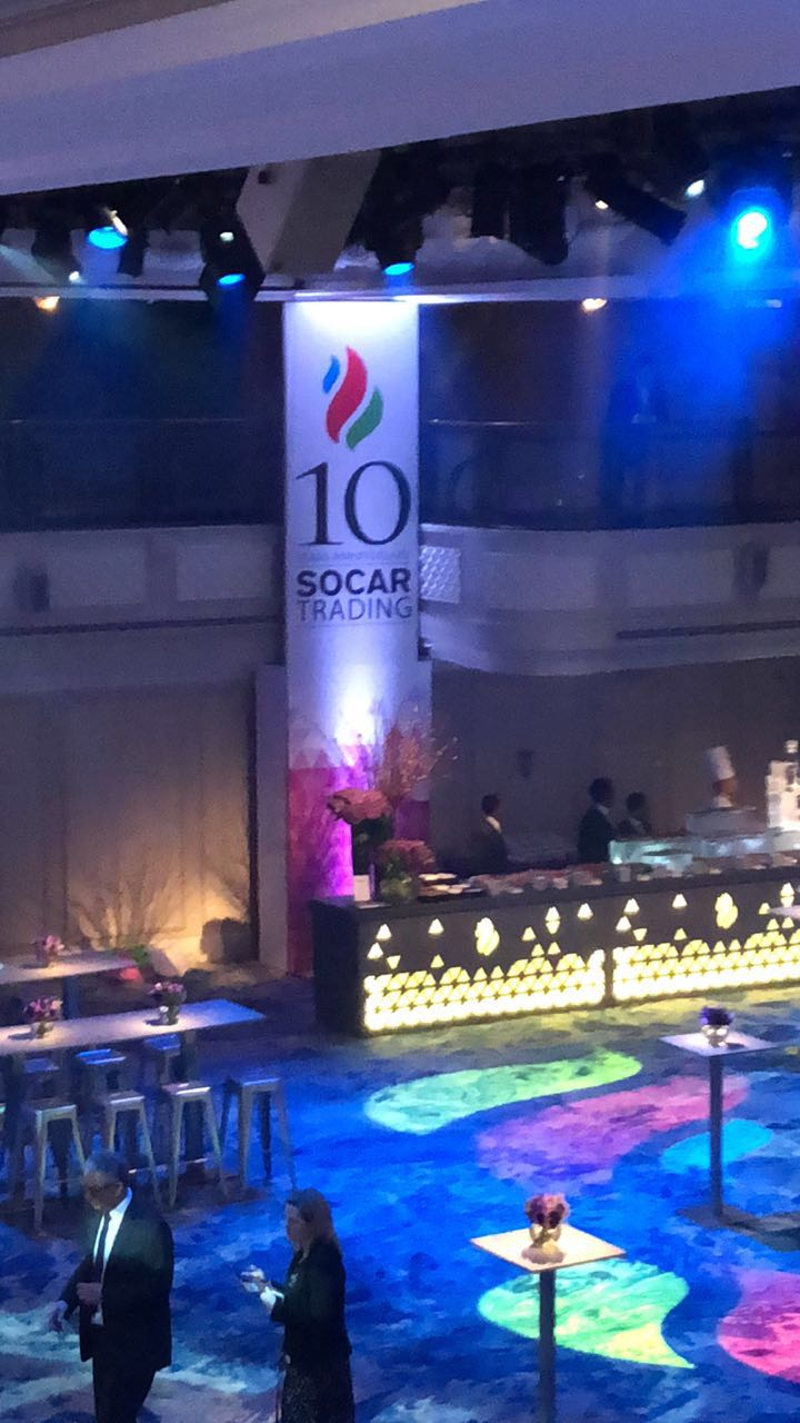 SOCAR Trading successfully completes event within IP Week
