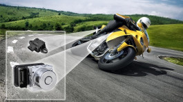 Bosch rides towards the crash-proof motorbike