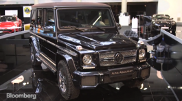 The $1 Million Bulletproof and Bombproof SUV