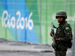Brazil Olympics: Ten arrested for 'plotting 'terror'