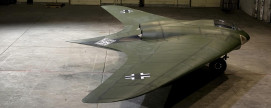 The WW2 flying wing decades ahead of its times