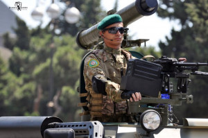 Azerbaijan to cut defence spending by 40%