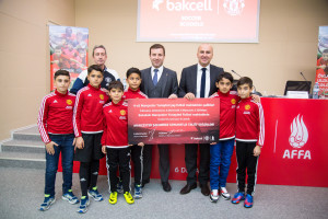 Winners of the MU Summer Soccer Schoolare heading to Manchester