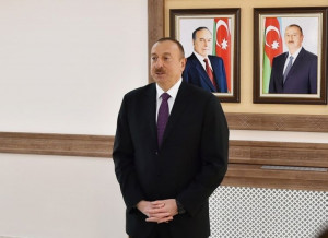 Azerbaijan transforming into key transport hub - Aliyev
