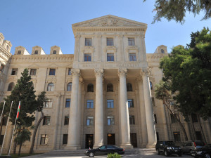 Violation of Azerbaijani laws can't be called freedom of speech