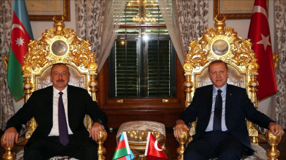 Azerbaijan, Turkey leaders discuss Nagorno-Karabakh developments