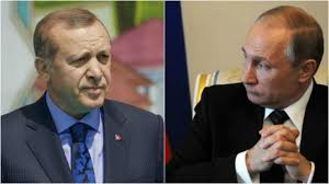 Turkey's Erdogan says ties with Russia to normalise