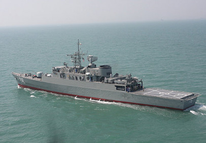Iranian warships head to Baku