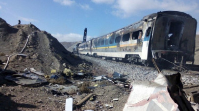 Death toll rises to 49 in train collision in northern Iran