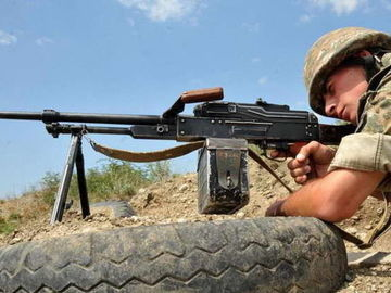 Armenians violate ceasefire 20 times in a day