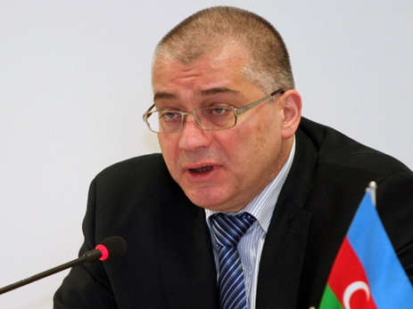 Azeri deputy minister discusses nuclear safety with Israeli officials