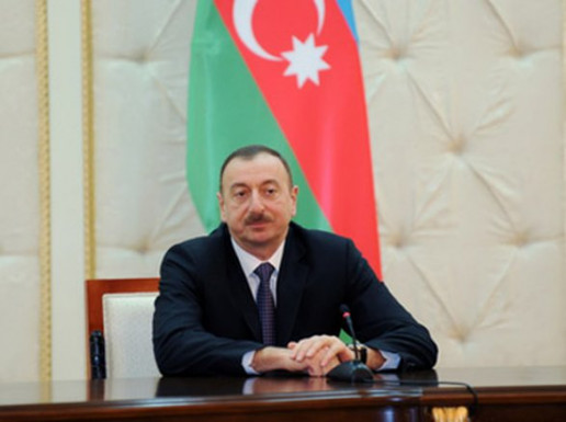 Azeri president on downing of Russian jet, Syria, terrorism
