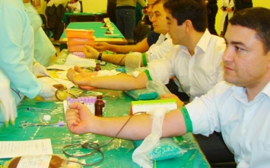 Azeri mosques to hold blood donations on Ashura
