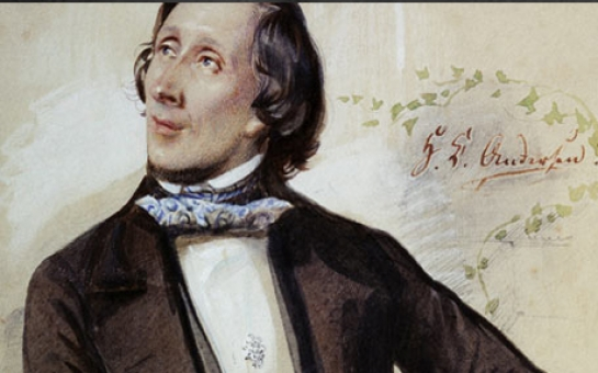 E-book: Hans Christian Andersen - The Little Match Girl