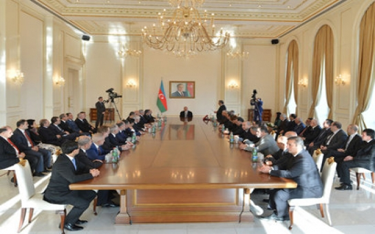 Ilham Aliyev: Azerbaijan has free media and determined to further develop it