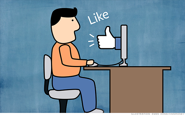 Facebook 'likes' predict your personality