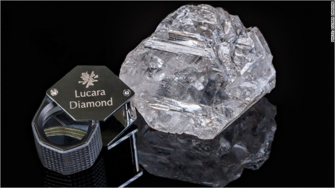 World's most expensive rough diamond sells for $63 million