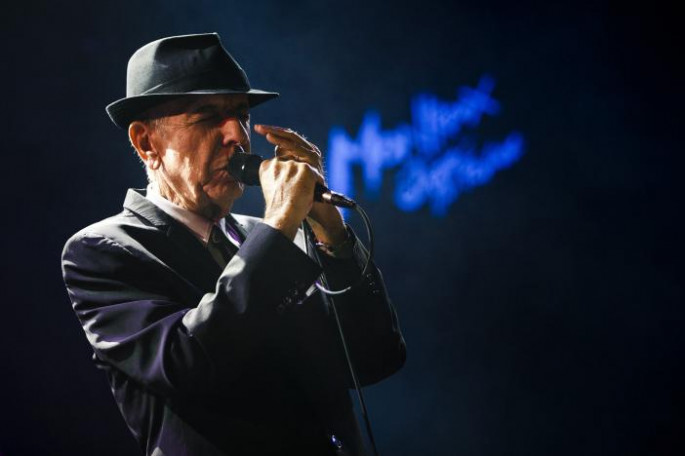 Leonard Cohen, rock music's poetic visionary, dies at age 82