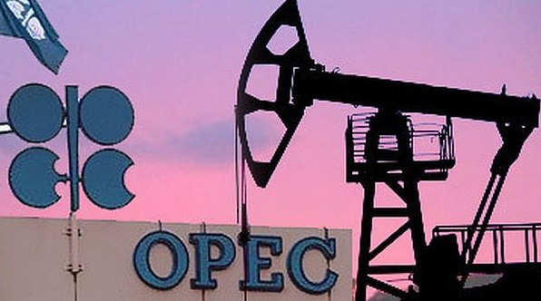 OPEC basket price drops