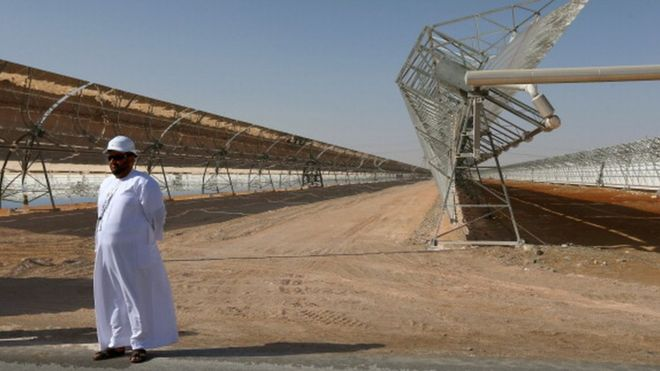 United Arab Emirates to invest $163bn in renewables