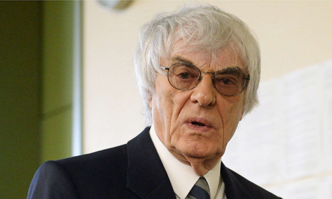 Bernie Ecclestone could step down from F1 role