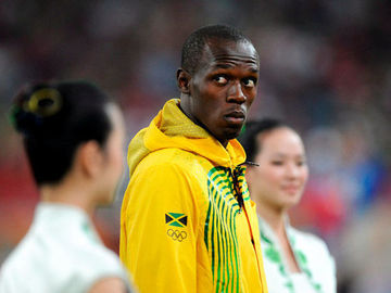 Usain Bolt loses one Olympic gold medal as Nesta Carter tests positive