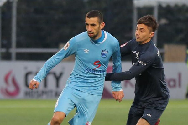 Zira legionnaire: Many Qarabag FC players have personal driver
