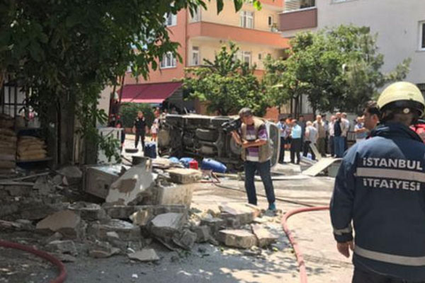 Explosion hits Istanbul: no victims reported yet