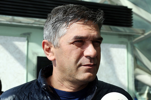 Manager of Neftchi club resigns