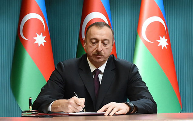 Presidential order appoints new energy minister in Azerbaijan