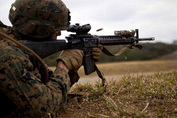 Armenians violated ceasefire 117 times a day using sniper rifles
