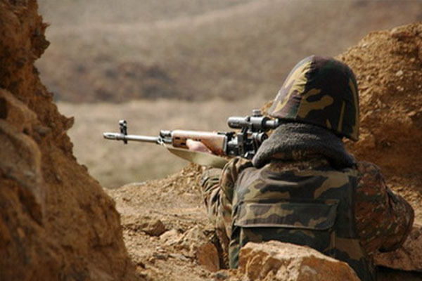 Armenians violated ceasefire 117 times a day