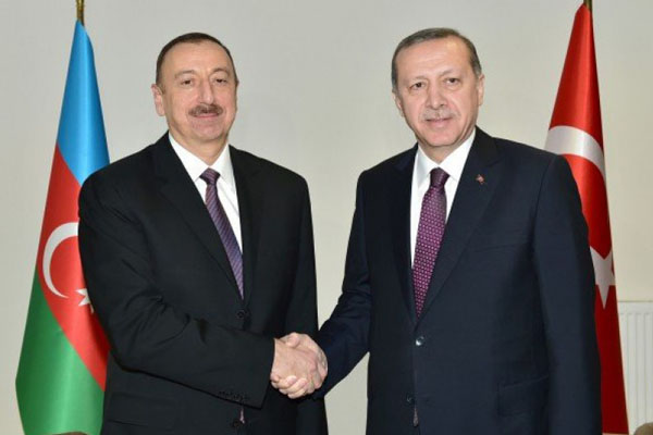 Erdoğan invites Ilham Aliyev to a meeting on Jerusalem