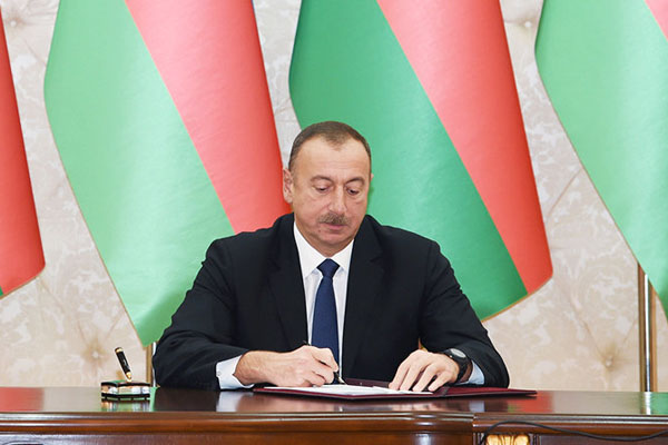 Energy Regulatory Agency established established in Azerbaijan