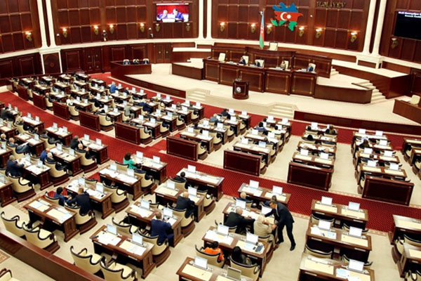 Milli Majlis autumn session ends, lawmakers go on vacation