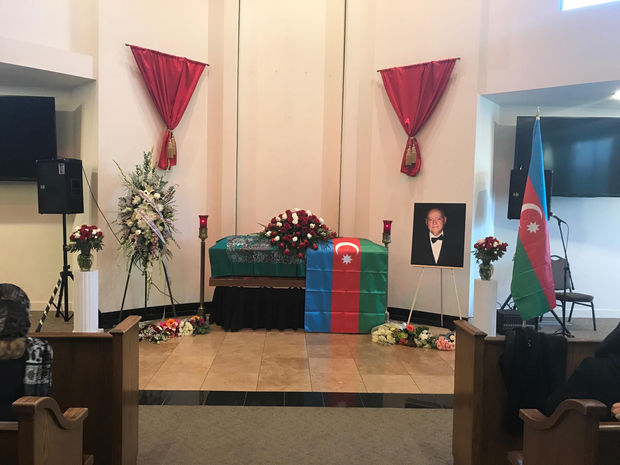 Dead body of Azerbaijani People's Artist passed away in USA to be brought to Baku soon (PHOTOS)