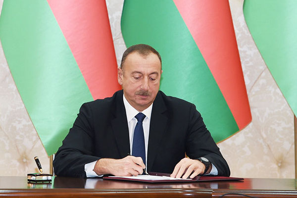 Azerbaijani president orders increasing social allowances