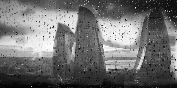 Forecasts Bureau: Rainy weather will continue in Azerbaijan in next two days