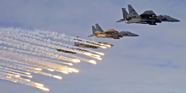 US will carry out military invasion into Syria
