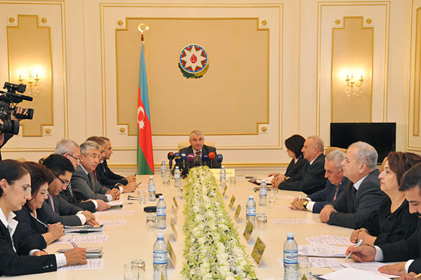 CEC to summarize results of presidential elections in Azerbaijan tomorrow