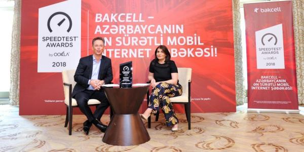The Fastest Mobile Network of Azerbaijan has been announced (PHOTO)