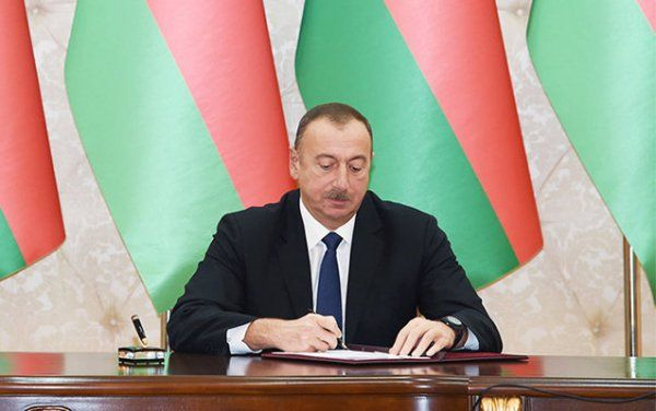 Head of Beylagan Region Executive Power released from his post