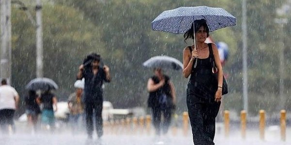 Torrential rain predicted at night and in the morning