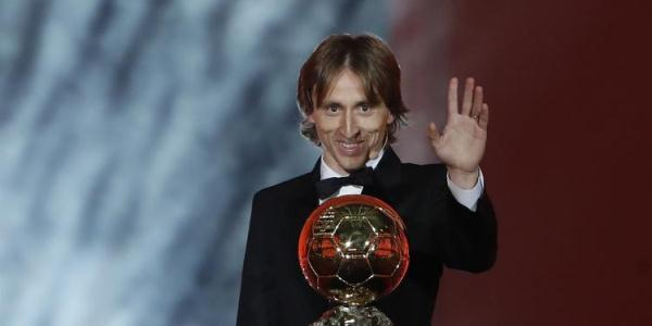 Luka Modric wins Ballon d'Or, ending decade of Ronaldo and Messi triumphs