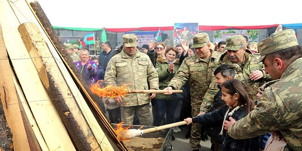Defense Minister took part in the Open Doors Day (PHOTOVIDEO)
