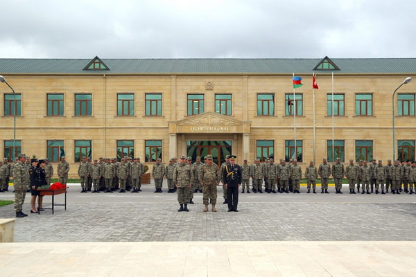 Azerbaijani-Turkish joint military exercises to be held in our country