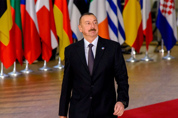 Ilham Aliyev attends 2nd Belt and Road Forum in Beijing