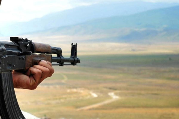 Armenia violated ceasefire 23 times
