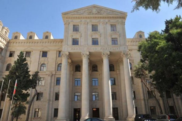 Azerbaijan Foreign Ministry issues statement on 27th anniversary of occupation of Shusha