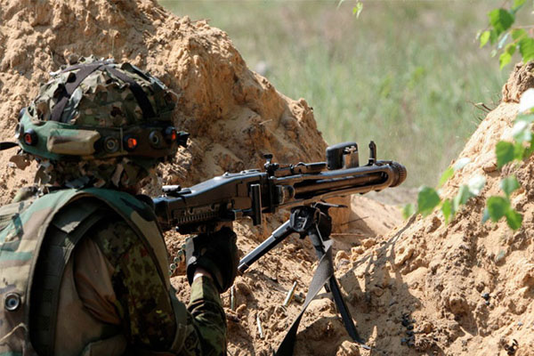 Armenians violate ceasefire 19 times throughout the day